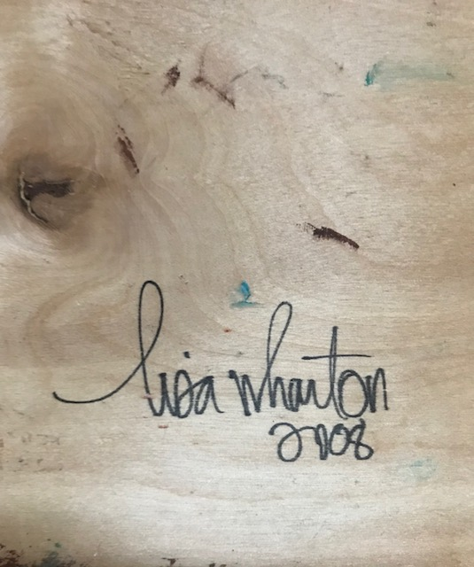 unknown by Lisa Wharton | ArtworkNetwork.com