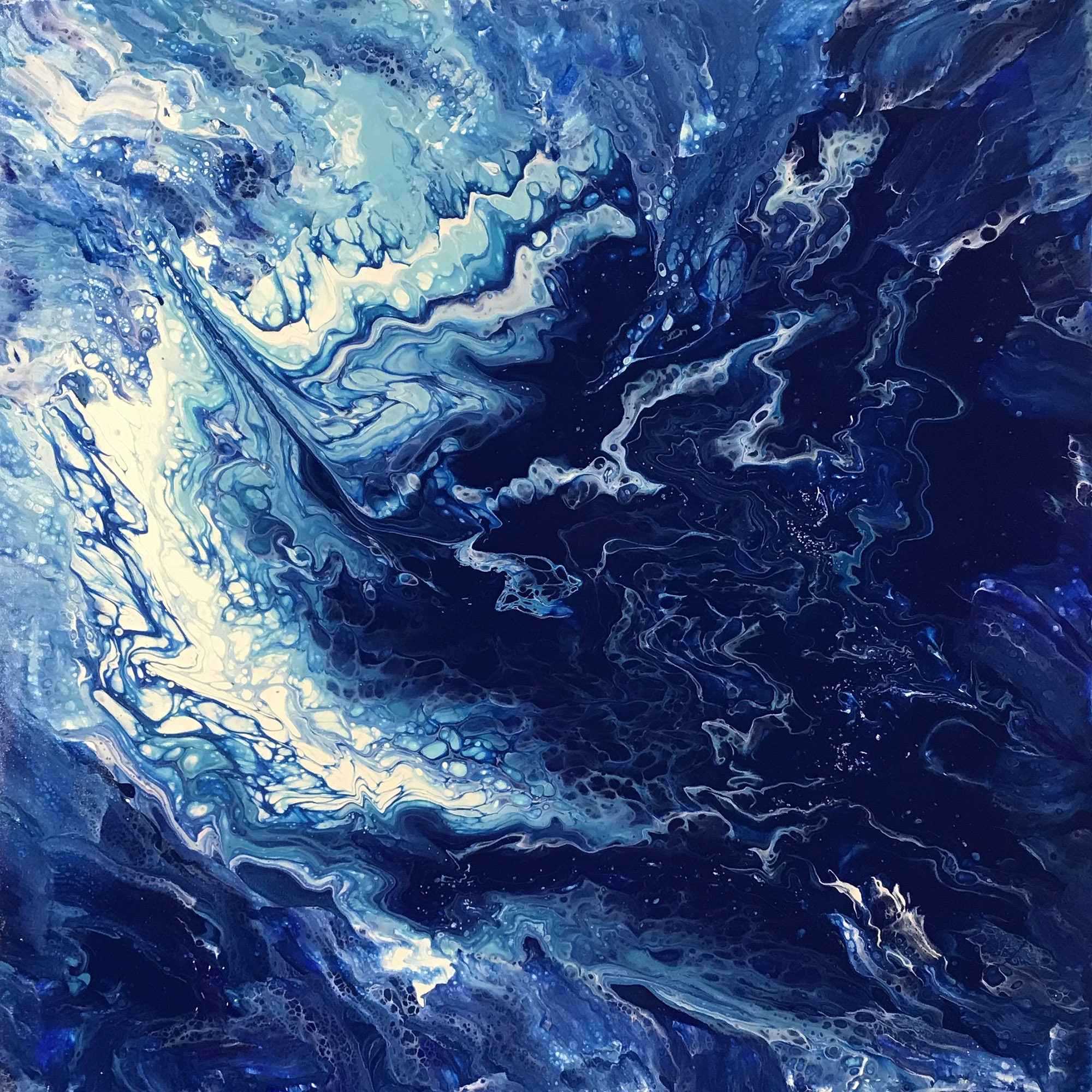 Pacific Tide by Amanda Stavast | ArtworkNetwork.com