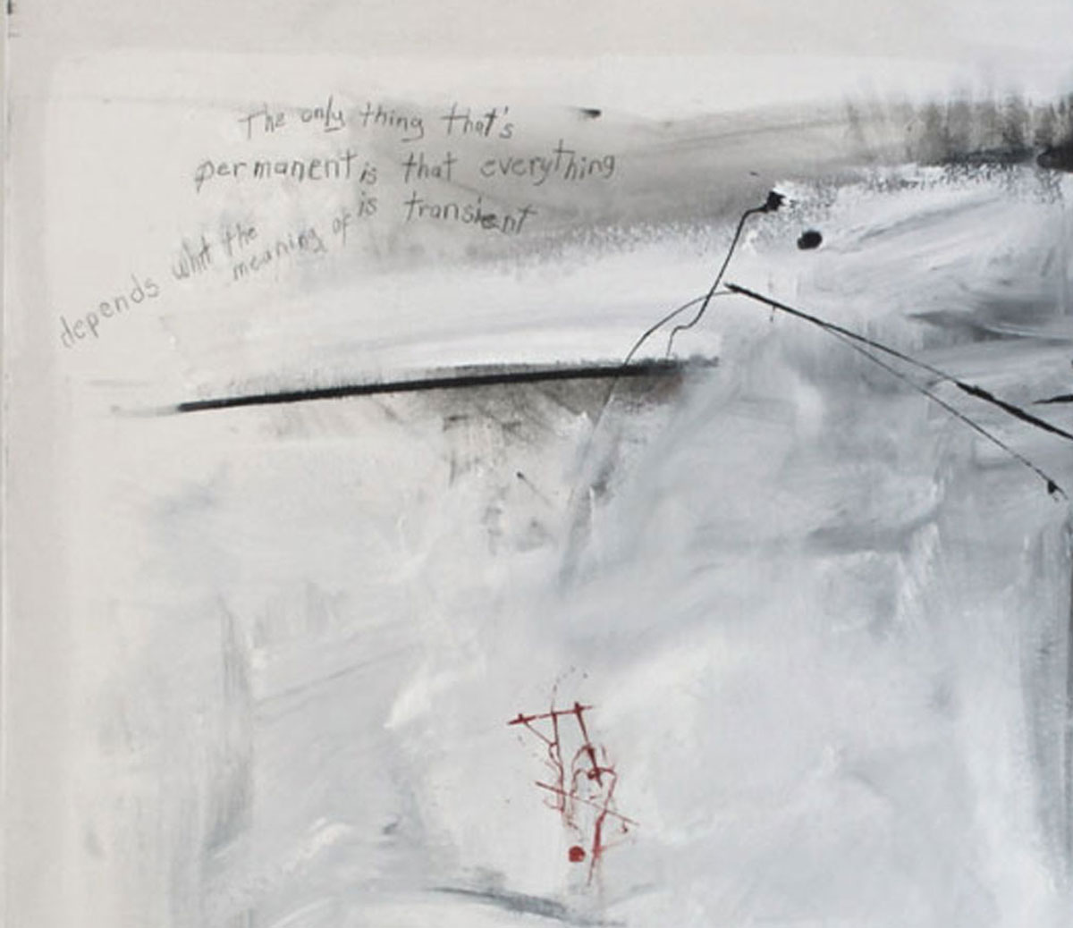 Is Meaning by Judy Hintz Cox | ArtworkNetwork.com