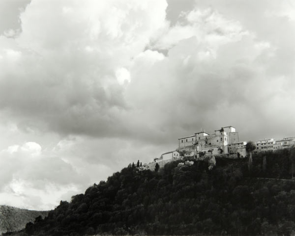 Clearing Storm (Italy) by Bruce Zander | ArtworkNetwork.com