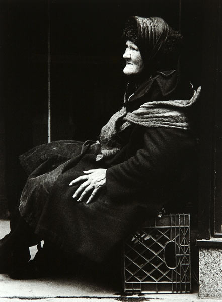 Lady of the Street (New York City) by Bruce Zander | ArtworkNetwork.com