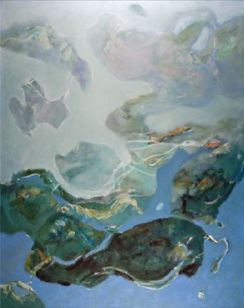 Heaven and Earth by Tadashi Hayakawa | ArtworkNetwork.com
