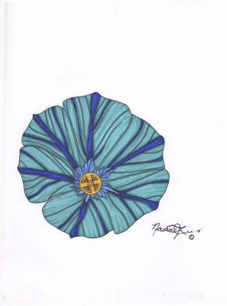 Morning Glory 3 by Nadia Lee | ArtworkNetwork.com