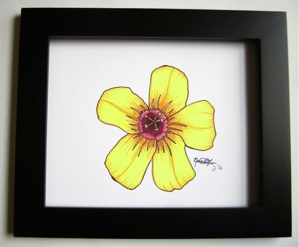 Yellow 2 by Nadia Lee | ArtworkNetwork.com