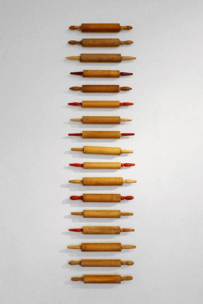 rolling pins by Phil Bender | ArtworkNetwork.com