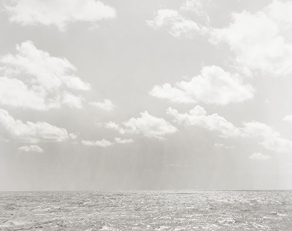 Clouds Above Ocean (Atlantic) by Bruce Zander | ArtworkNetwork.com