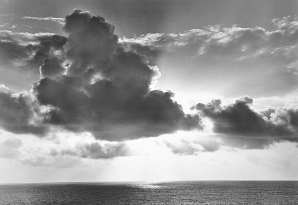 Morning Clouds (Atlantic) by Bruce Zander | ArtworkNetwork.com