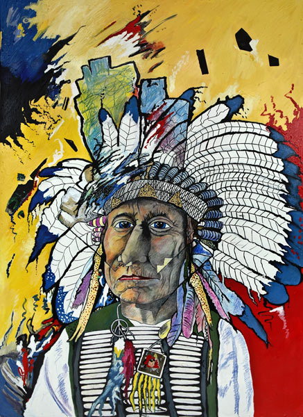 red cloud - 2611 by David Edwards | ArtworkNetwork.com