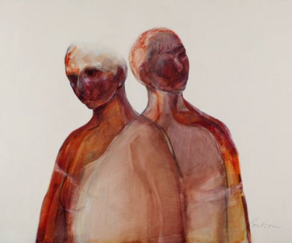 Duo by Karen Poulson | ArtworkNetwork.com