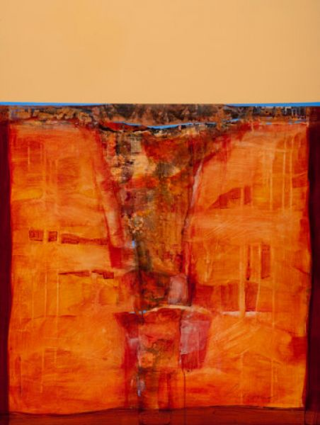 chaco III by Karen Poulson | ArtworkNetwork.com