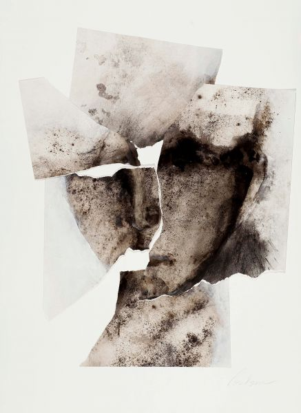 fragmented shadow by Karen Poulson | ArtworkNetwork.com