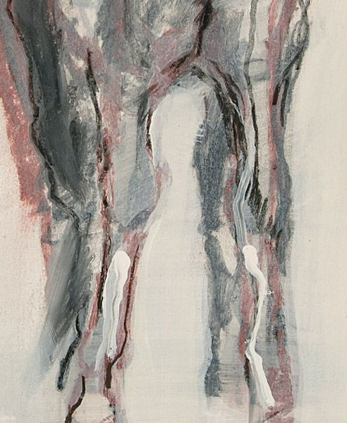 horse drawing IV by Karen Poulson | ArtworkNetwork.com