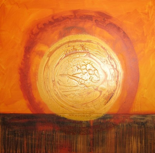 home/sun/solitude by Anina Hathaway | ArtworkNetwork.com