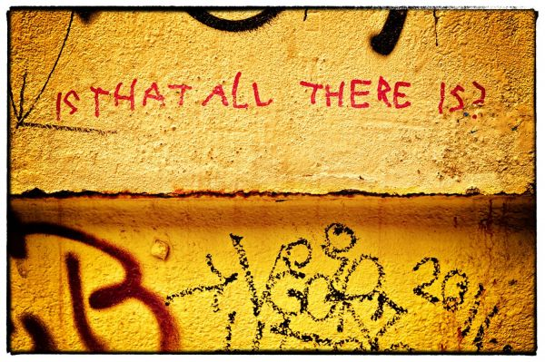 Is That All There Is? (Manhattan New York) by Scott Takeda | ArtworkNetwork.com