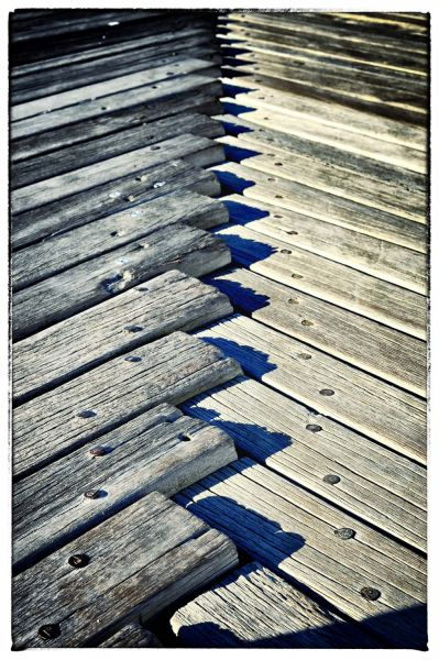 Boardwalk (Brooklyn New York) by Scott Takeda | ArtworkNetwork.com