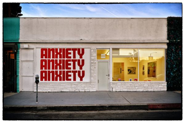 Triple Anxiety (Los Angeles California) by Scott Takeda | ArtworkNetwork.com