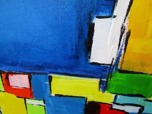 It's A Square Life VIII by Marie-Luise Vaughn | ArtworkNetwork.com