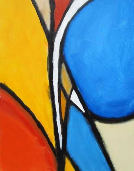 Intermittent I by Marie-Luise Vaughn   ArtworkNetwork.com
