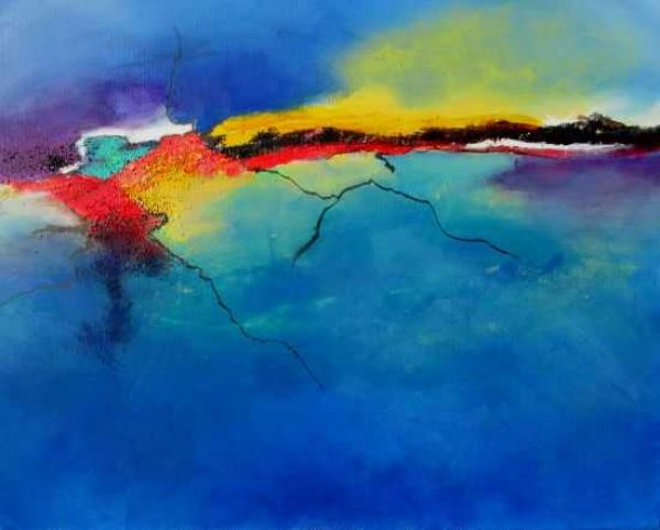 Latin Symphony II by Marie-Luise Vaughn   ArtworkNetwork.com
