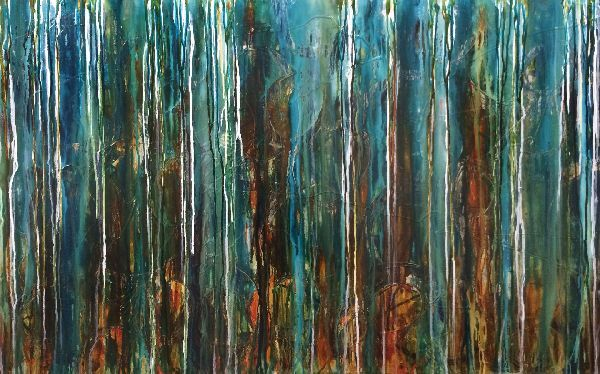 Overflow by Maggie Levy | ArtworkNetwork.com