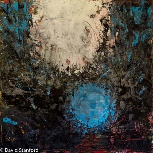 blue grotto by David Stanford | ArtworkNetwork.com