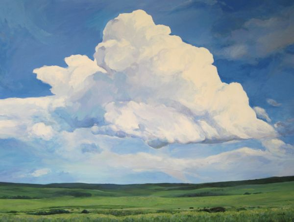 Skies Over Colorado by Maggie Rosche | ArtworkNetwork.com