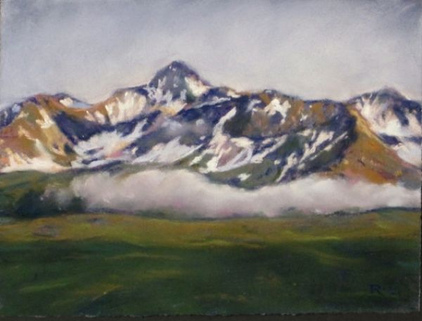High Country by Maggie Rosche | ArtworkNetwork.com