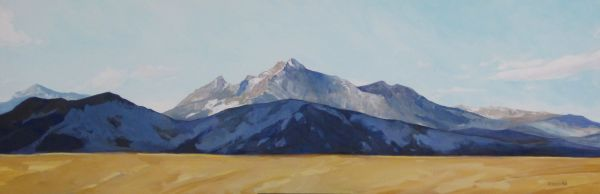 Front Range of My Soul by Maggie Rosche | ArtworkNetwork.com