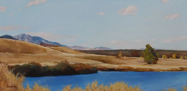 West of Chatfield by Maggie Rosche | ArtworkNetwork.com