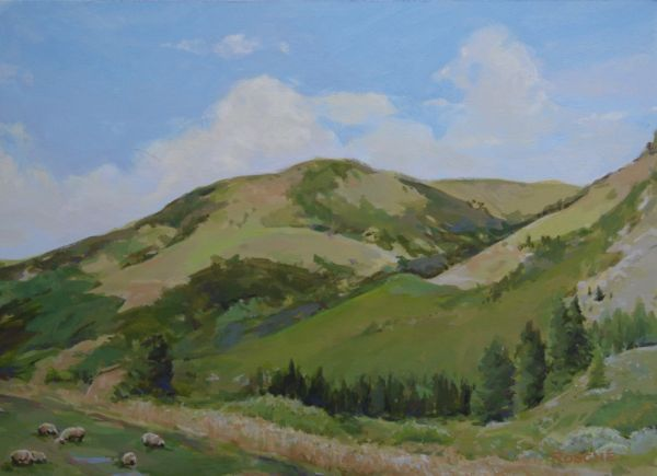 Chasing the Clouds by Maggie Rosche | ArtworkNetwork.com