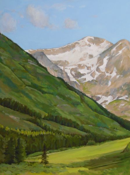 Spring Overtakes by Maggie Rosche | ArtworkNetwork.com