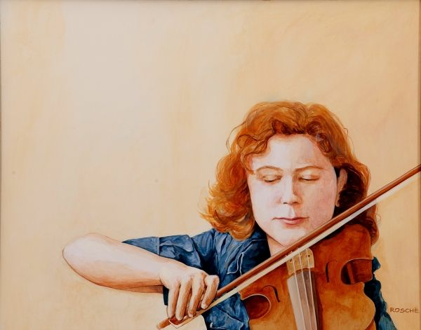 Concentration by Maggie Rosche | ArtworkNetwork.com