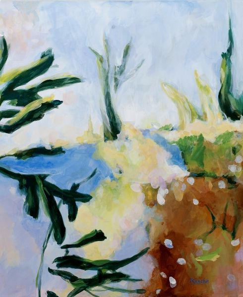 Spring Thaw by Maggie Rosche | ArtworkNetwork.com