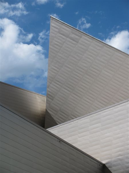 angles and clouds by Al Heuer | ArtworkNetwork.com