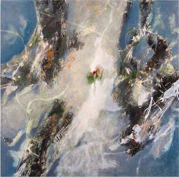 Search for Origin: Spiritual Journey I by Tadashi Hayakawa | ArtworkNetwork.com